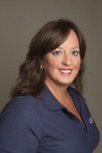 Laila Monique Myrholm, coach
