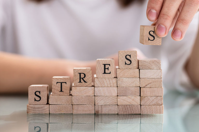 Flere typer stress